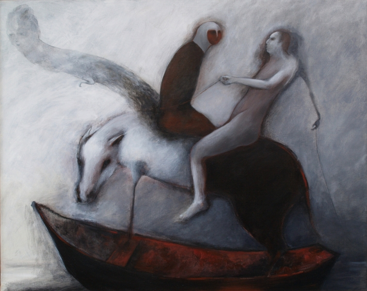 Evelyn Gerbaud: Les 2 cavaliers