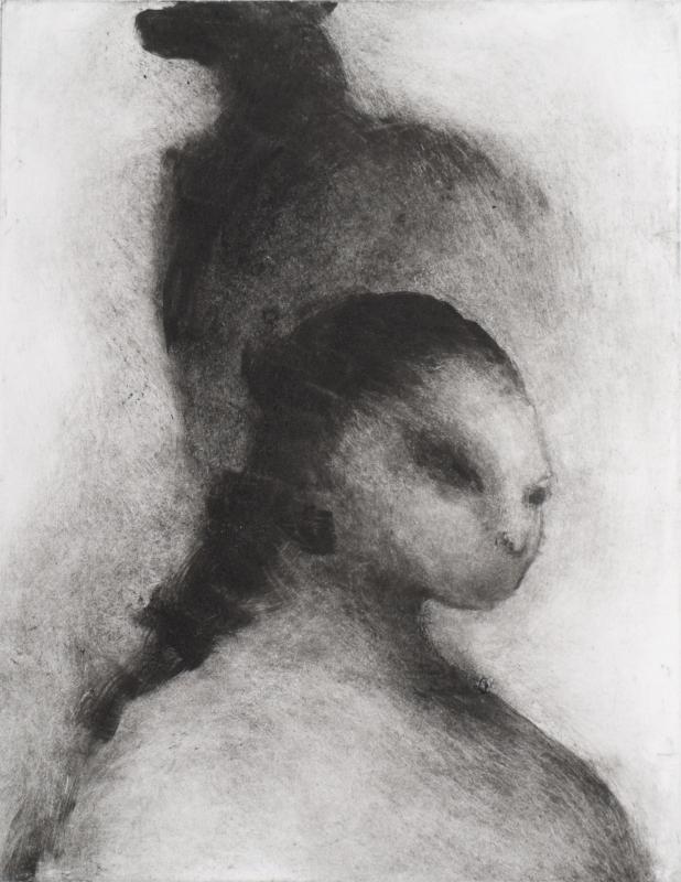 10-le silence-monotype-40x30cm 1920 300 dpi