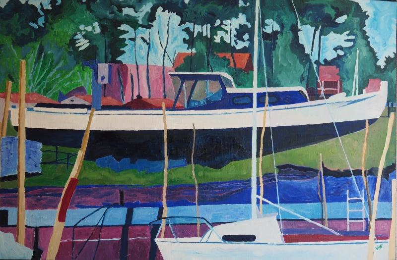 Jean-Hubert Fileyssant : À l'eau dans l'herbe