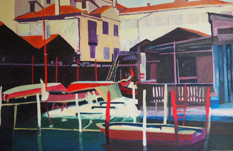 Jean-Hubert Fileyssant : Venise